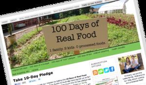 100 Days blog